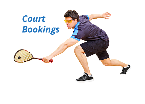 Court Booking Online For Members Only